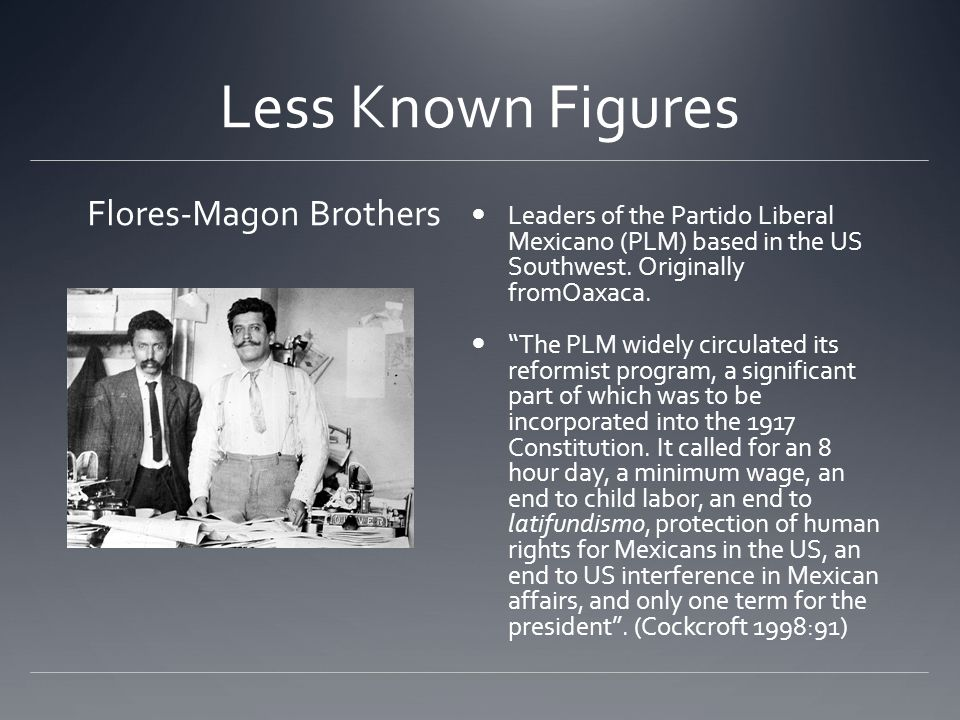 Flores-Magon Brothers