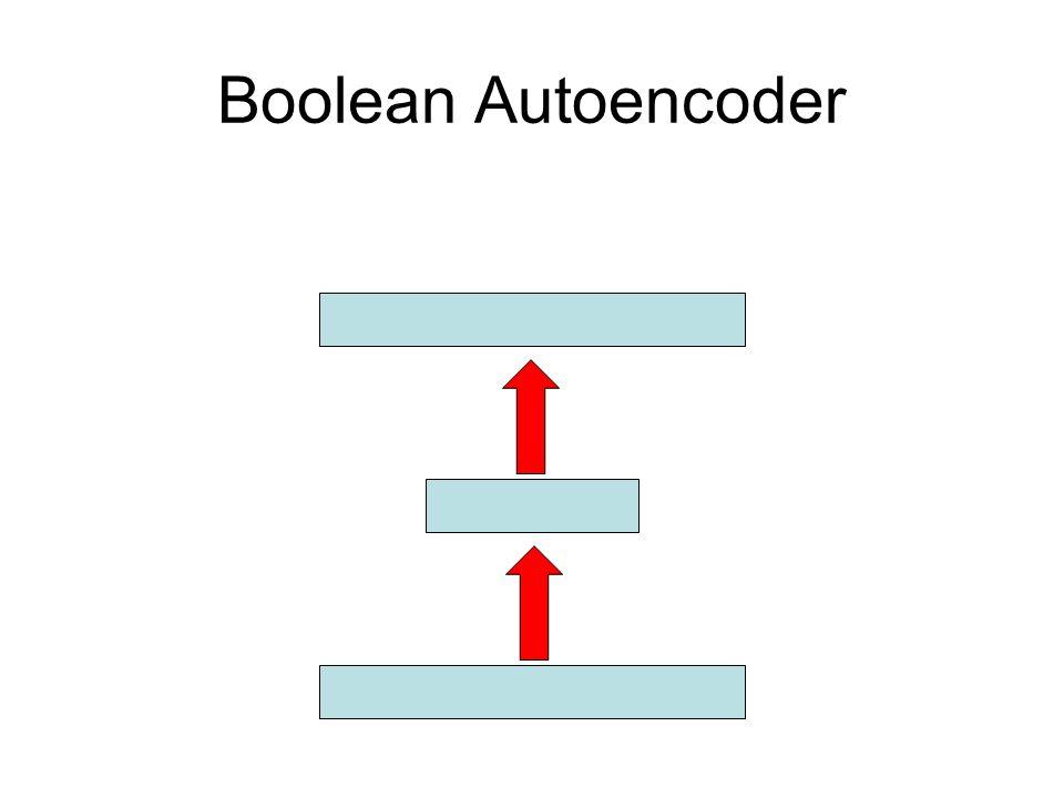 Boolean Autoencoder 24