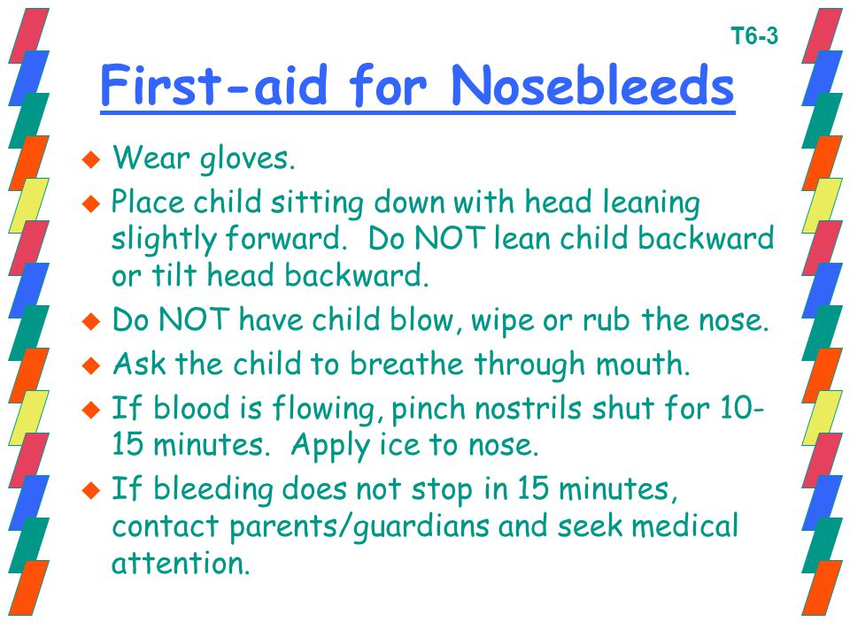 Coumadin Side Effects Nose Bleeds
