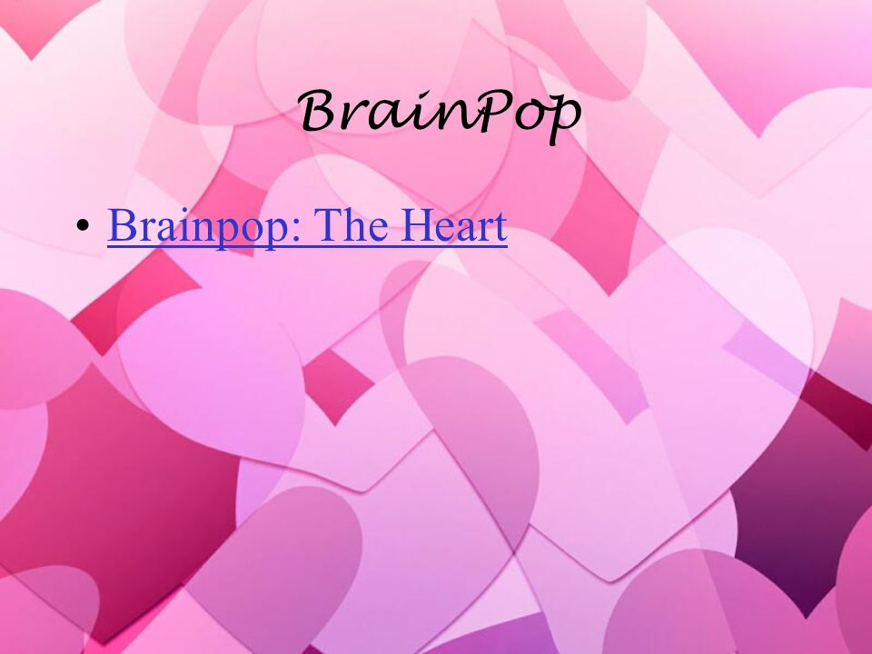 BrainPop Brainpop: The Heart