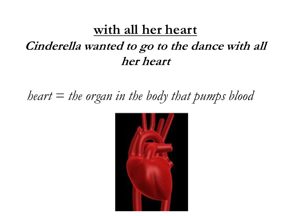 Cinderella wanted to go to the dance with all her heart