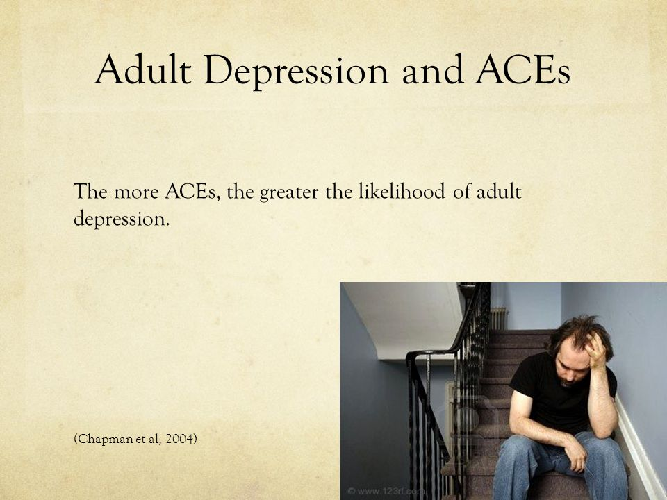 Adult Depression and ACEs