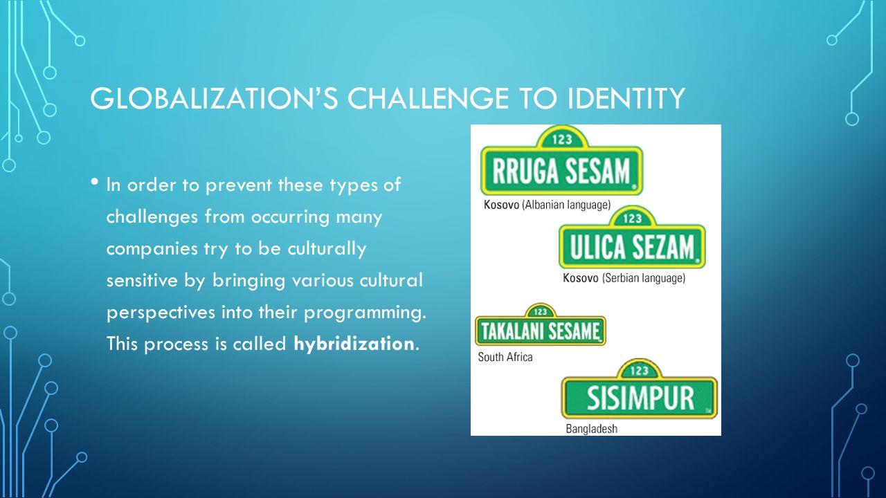 Globalization's Challenge to Identity