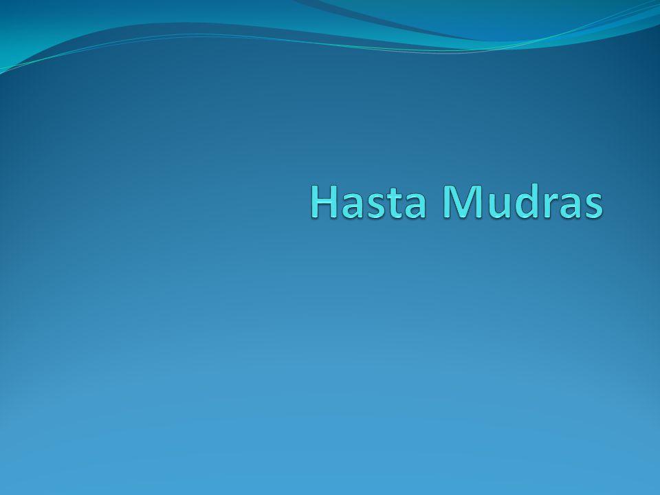 Hasta Mudras