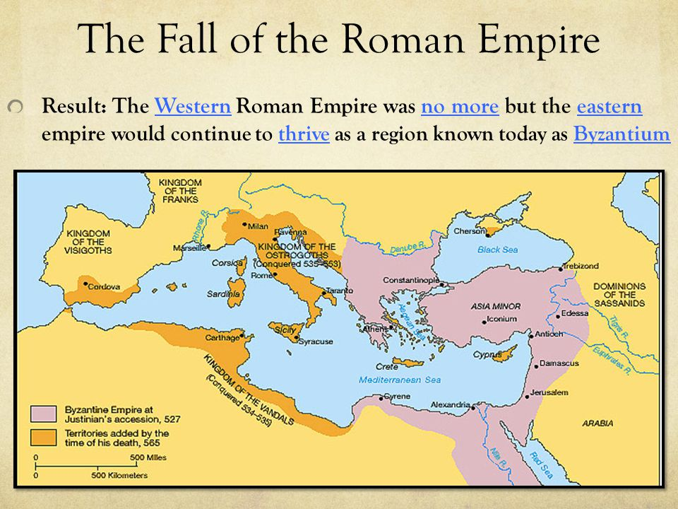 a history of the fall of the western roman empire The fall of the western roman empire: an archaeological and historical  perspective neil christie london/new york: bloomsbury academic, 2011 pp xi  +.