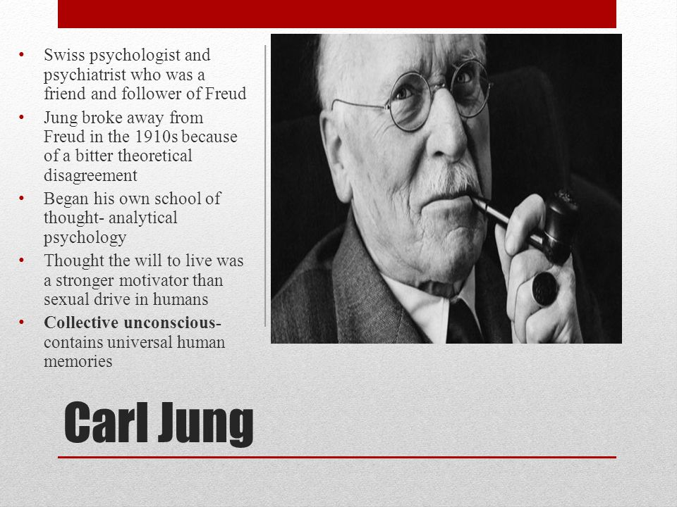 Swiss psychologist and psychiatrist who was a friend and follower of Freud