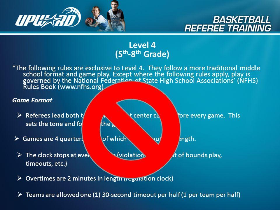 Level 4 (5th-8th Grade)