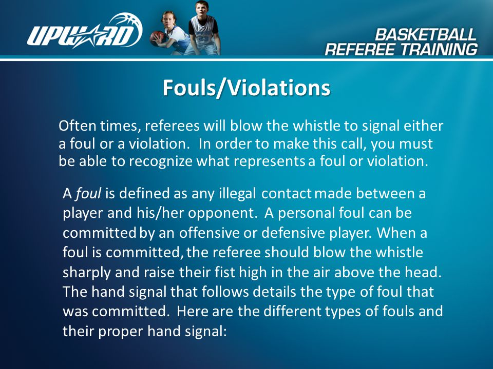 fouls and violations in basketball In basketball, there are several different types of fouls that include personal fouls, technical fouls, offensive fouls, defensive fouls, flagrant fouls, etc, but the personal fouls are the most committed fouls on any basketball match personal fouls personal fouls are very common, and they refer to all those fouls that are caused by initiating contact with a player of the other team or offensive player below are some of the personal fouls that are committed in most basketball matches.