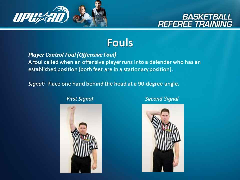 Fouls Player Control Foul (Offensive Foul)