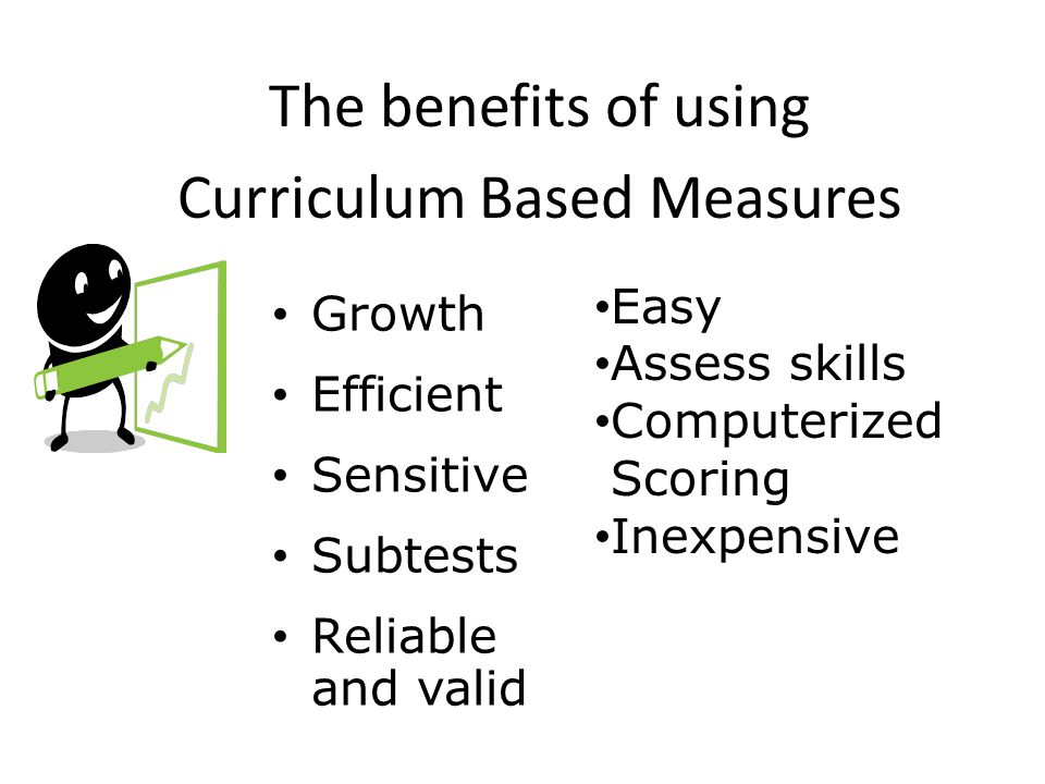 Curriculum Based Measures