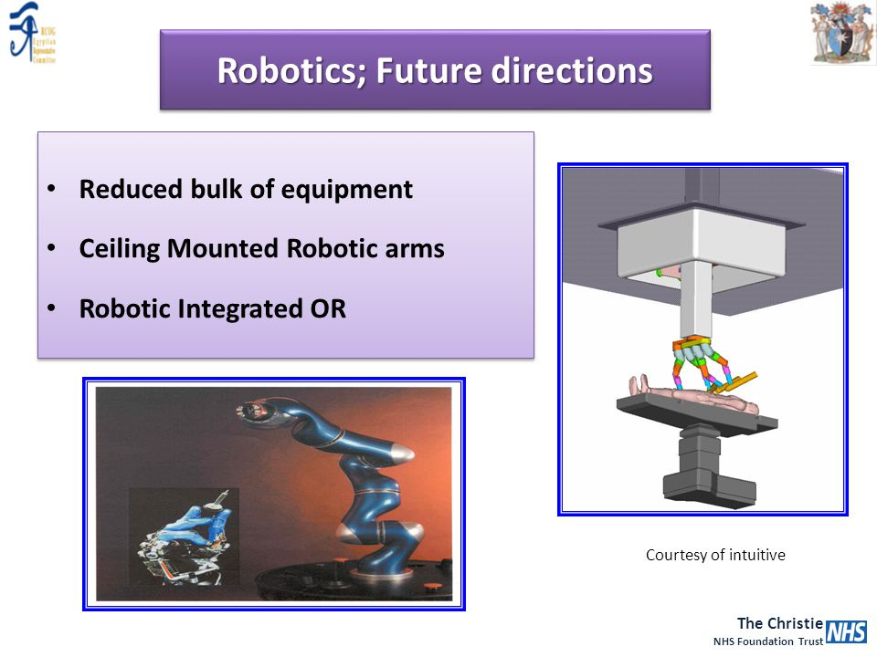 Robotics; Future directions
