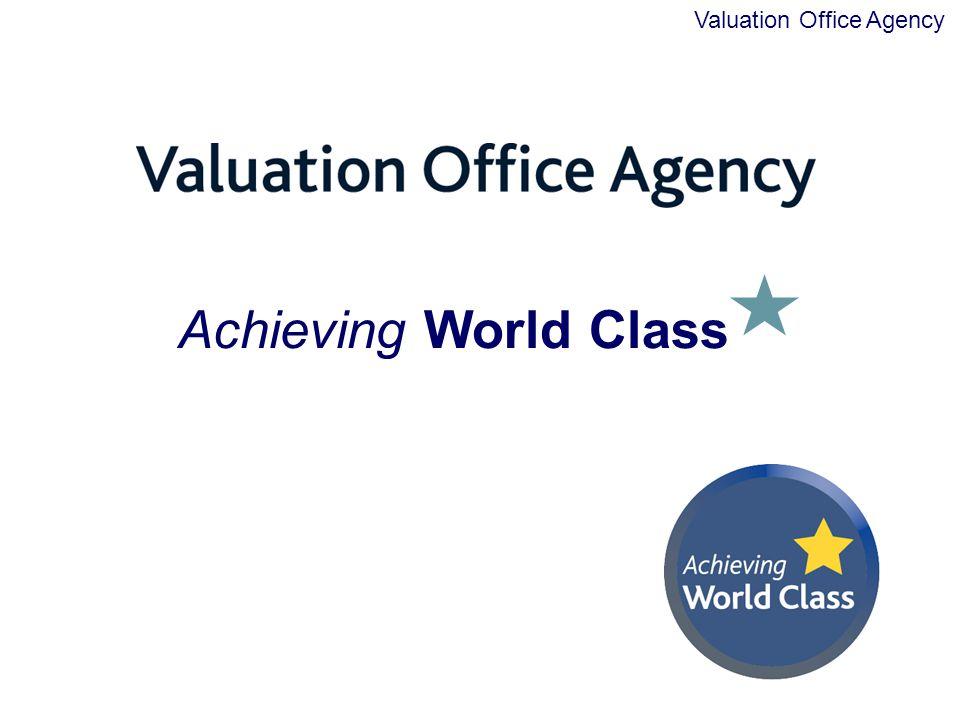 Achieving World Class