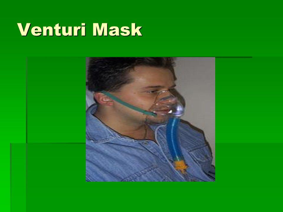 Venturi Mask