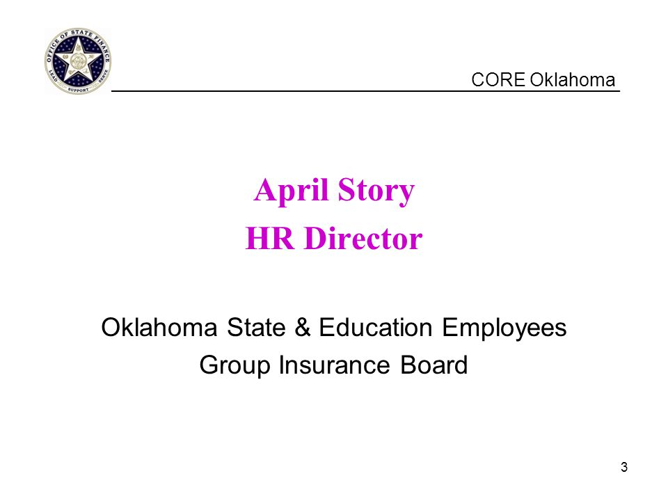 Oklahoma State & Education Employees