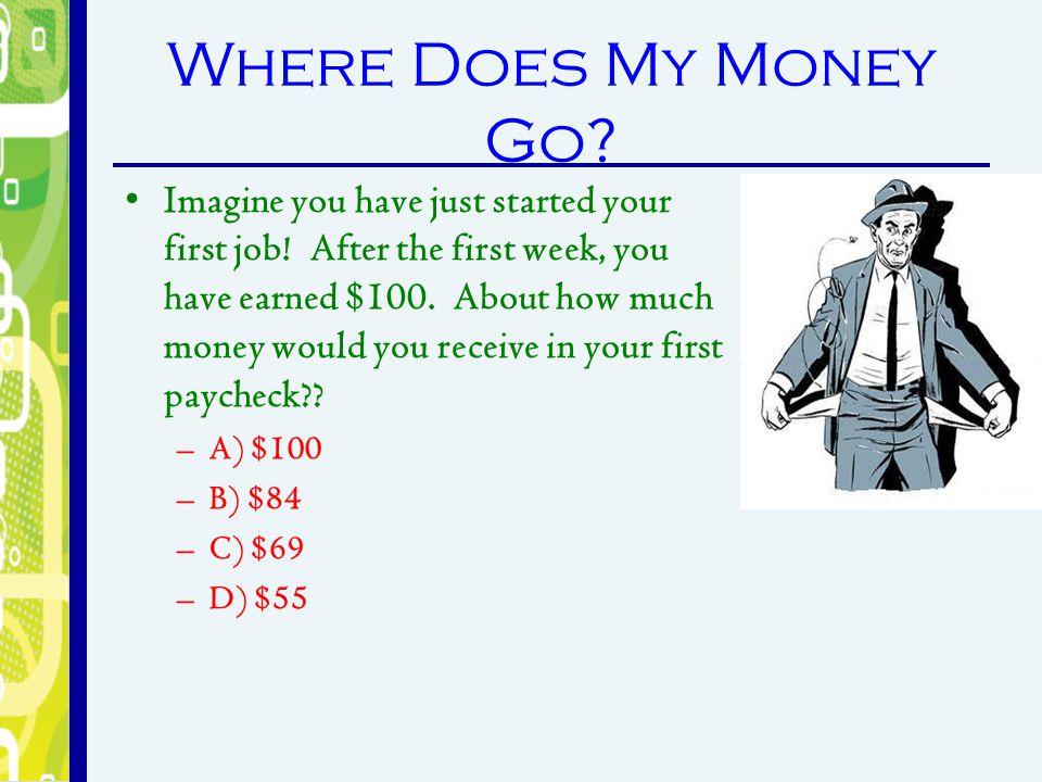 Where Does My Money Go