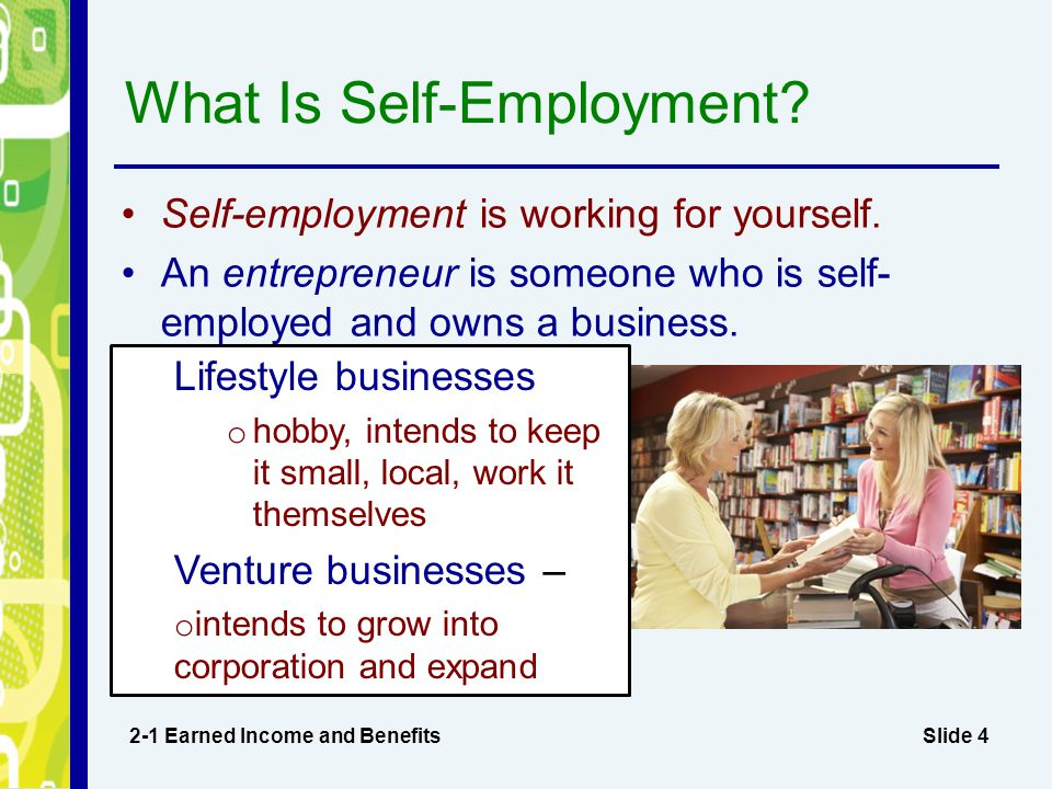 What Is Self-Employment