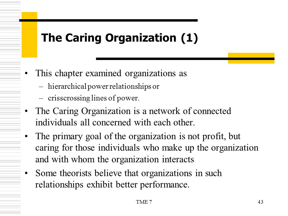 The Caring Organization (1)