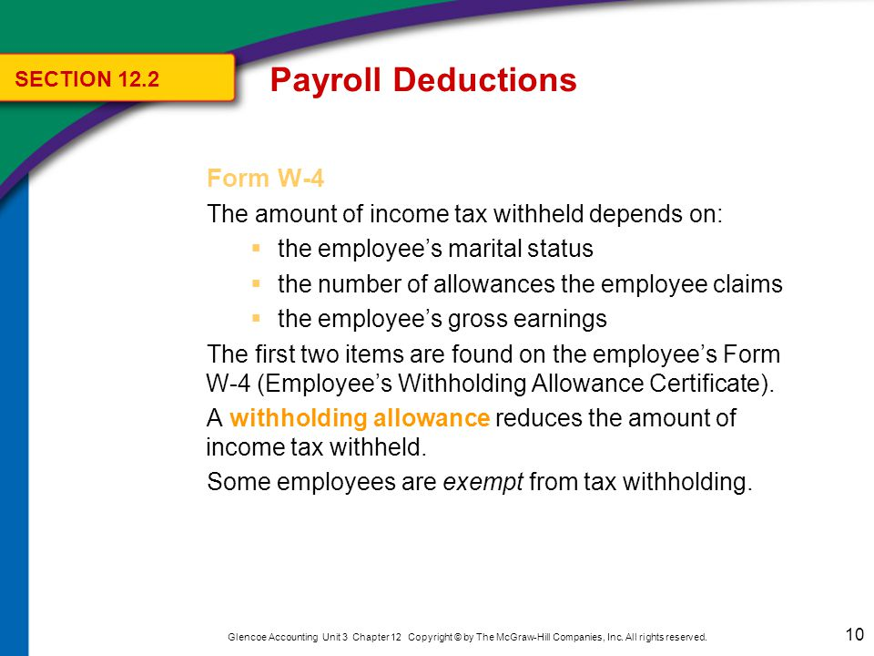 Calculating Gross Earnings - Ppt Download