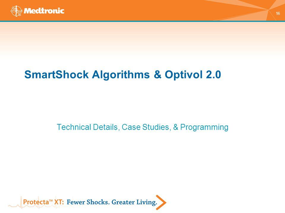 SmartShock Algorithms & Optivol 2.0