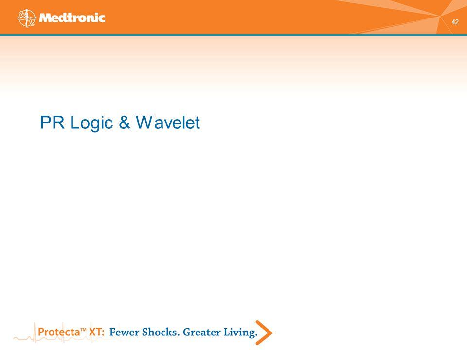 PR Logic & Wavelet