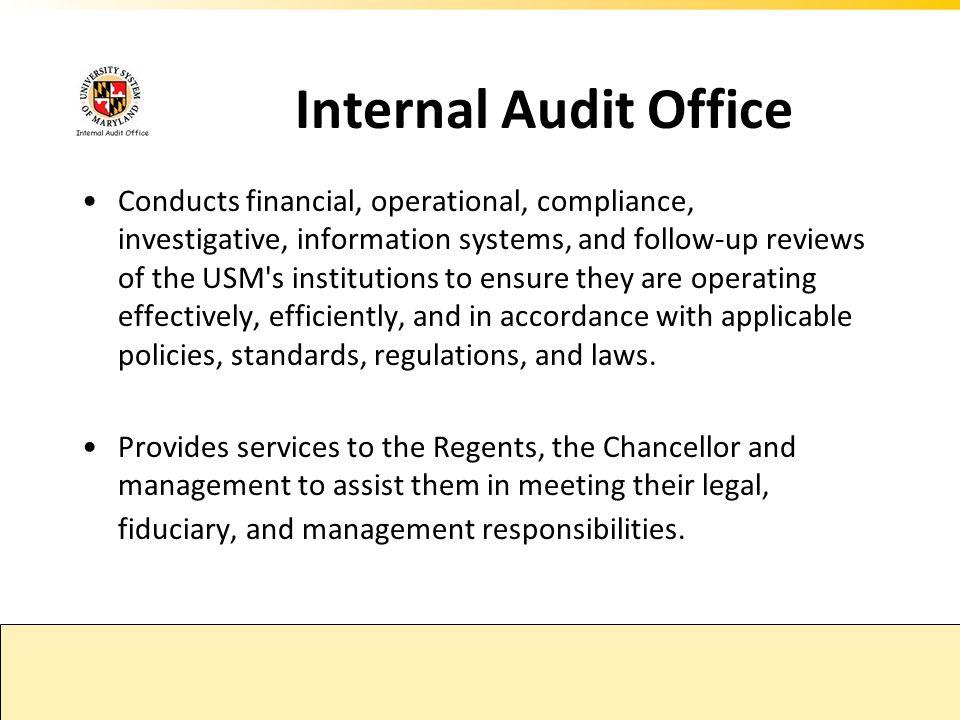 Internal Audit Office
