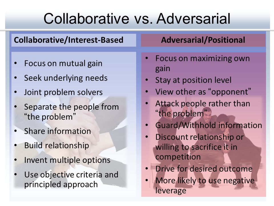 Adversarial/Positional