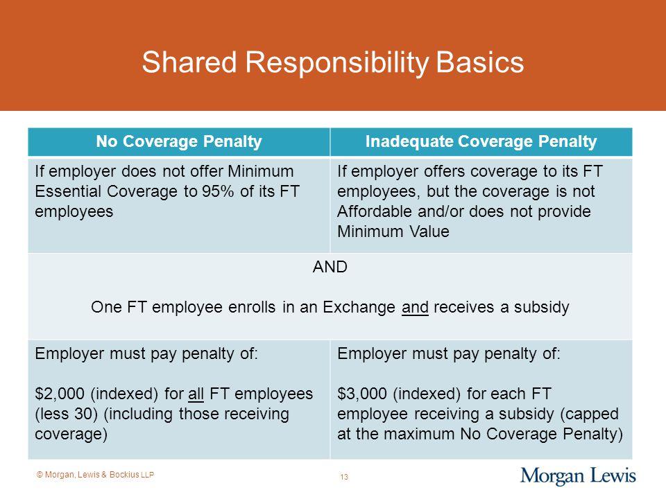 Shared Responsibility Basics