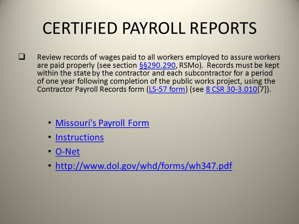 Division Of Labor Standards - Ppt Download