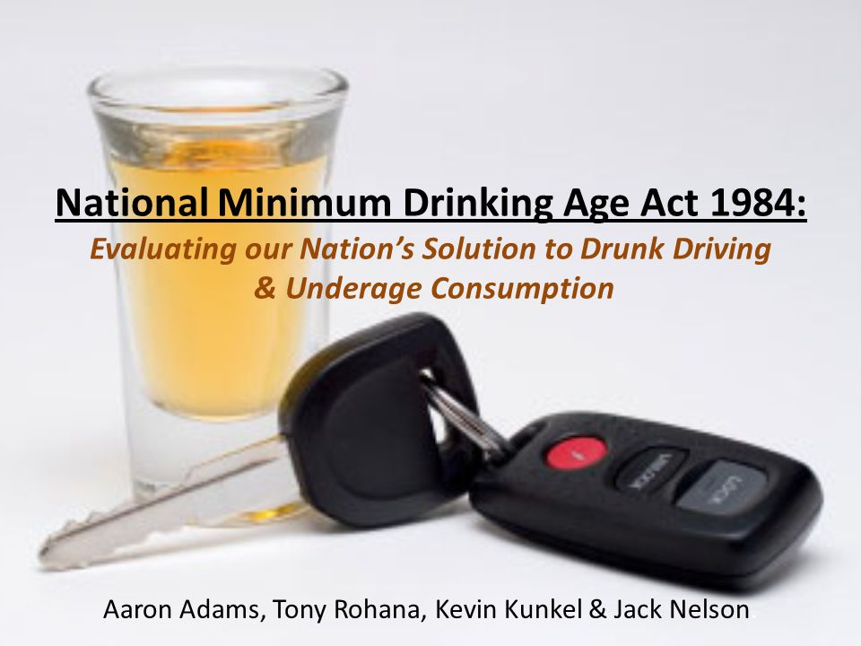 the drinking age should not be lowered to 18 essay