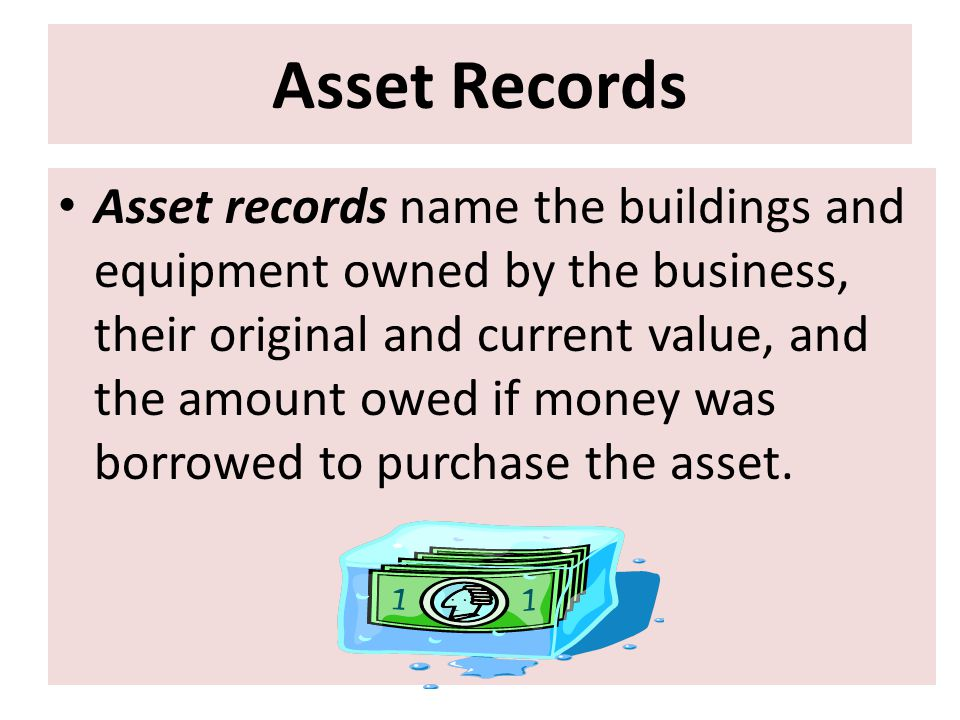 Asset Records