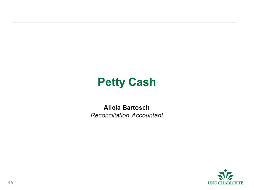 Reconciliation Accountant