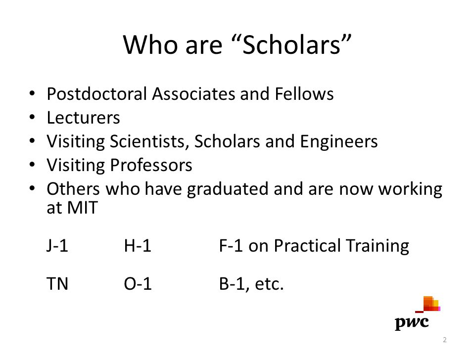 Who are Scholars Postdoctoral Associates and Fellows Lecturers