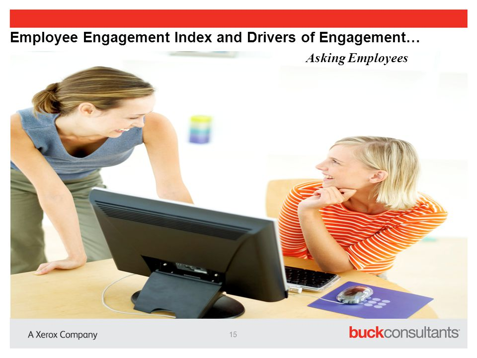 Employee Engagement Index and Drivers of Engagement…
