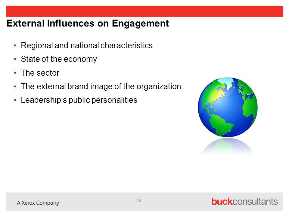 External Influences on Engagement