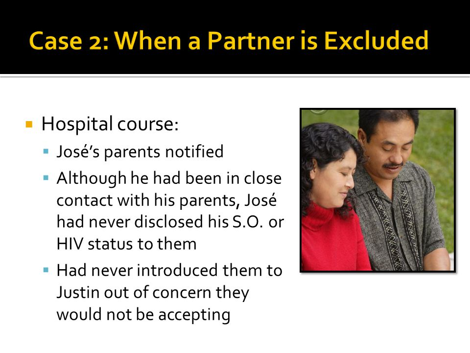 Case 2: When a Partner is Excluded