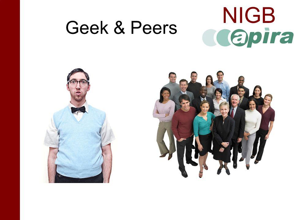 Geek & Peers