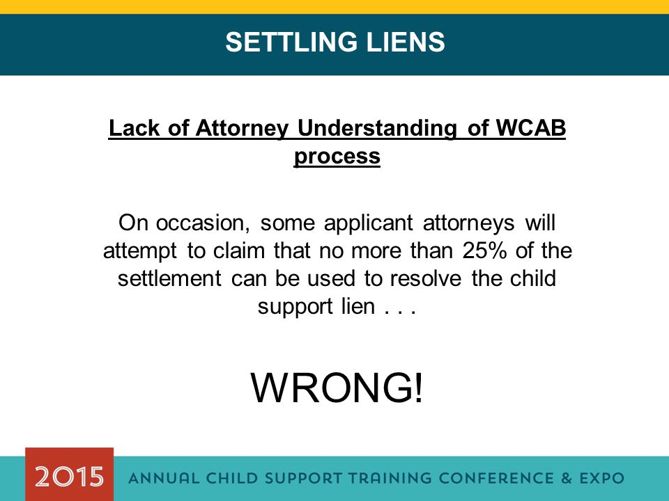 Lack of Attorney Understanding of WCAB process