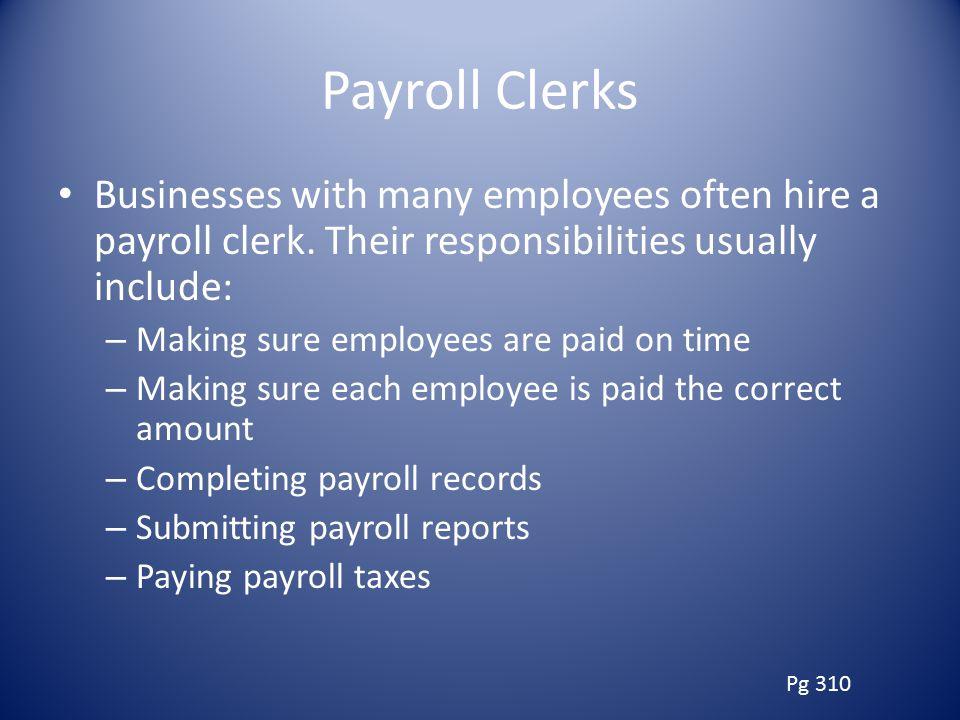 3 payroll