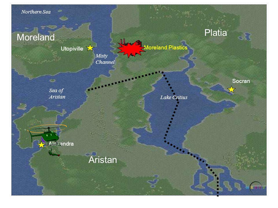 Platia Moreland Aristan Northern Sea Moreland Plastics Utopiville