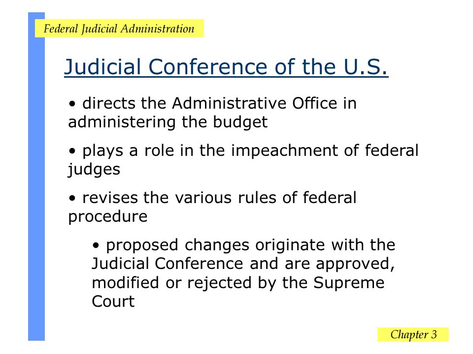 Judicial Conference of the U.S.