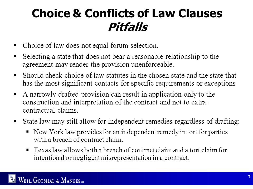 contractual choice The convention on the law applicable to contractual obligations 1980, or the rome convention, is a measure in private international law or conflict of laws which.