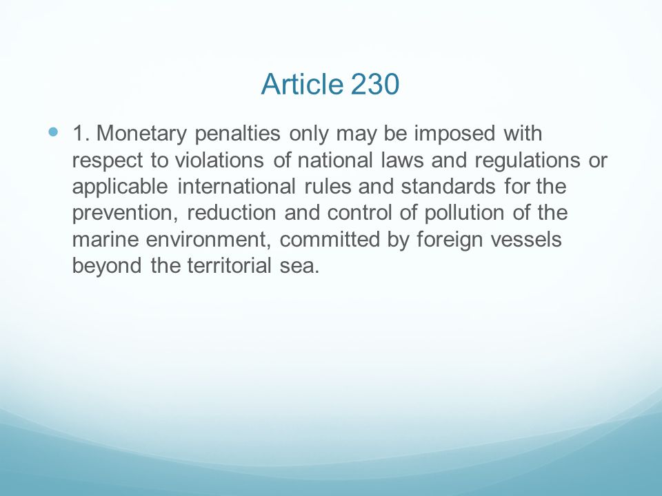 Article 230