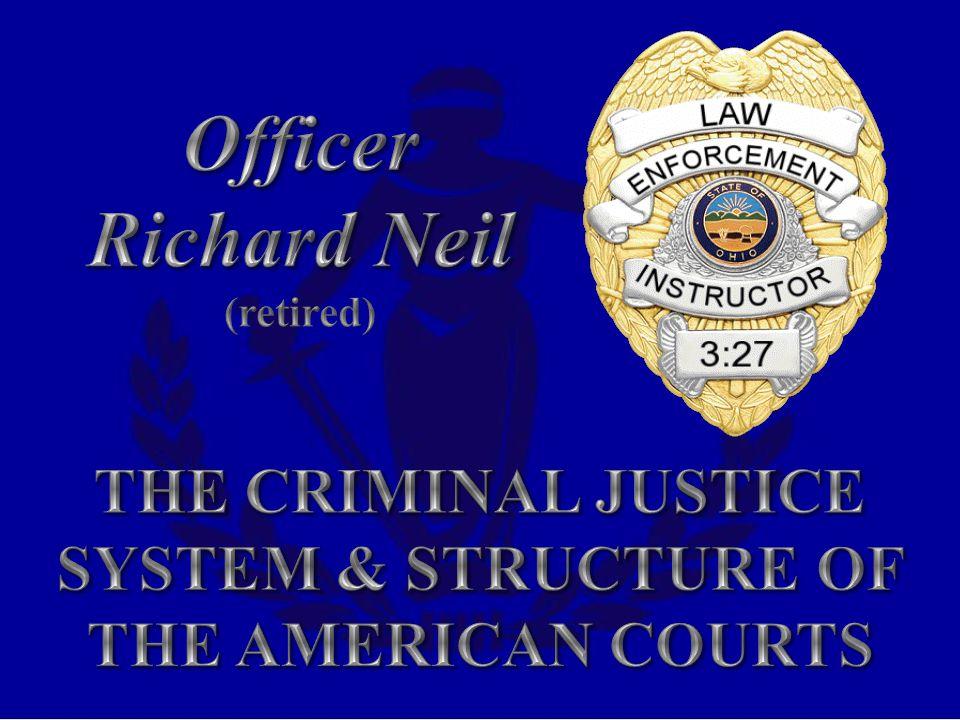 Officer Richard Neil (retired)