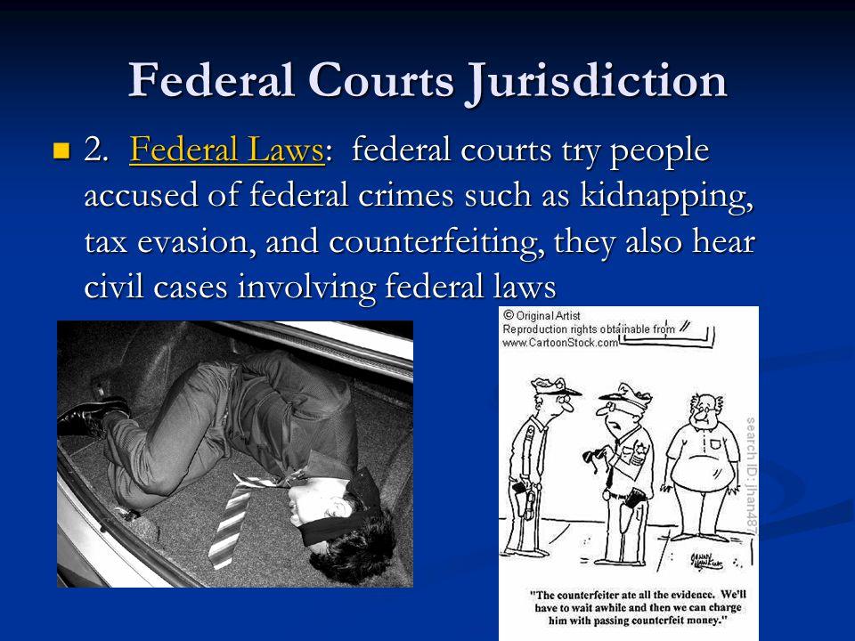 Federal Courts Jurisdiction