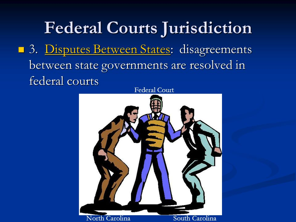 Federal Courts Jurisdiction