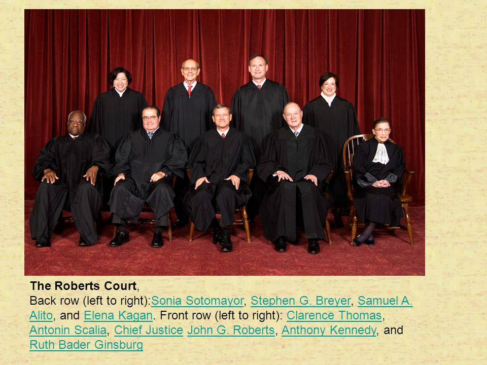 Justice Kagan replaced Justice John Paul Stevens in August 2010D