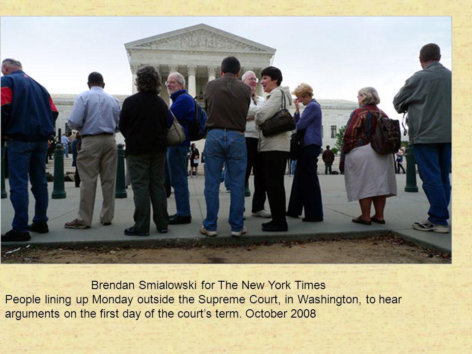 Brendan Smialowski for The New York Times