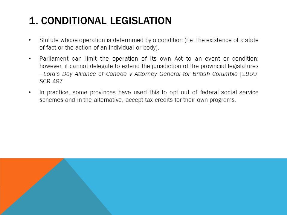 retrospective operation of delegated legislation 29042013 why delegated legislation an area of administrative law worth revisiting is that concerning delegated legislation  to have retrospective.
