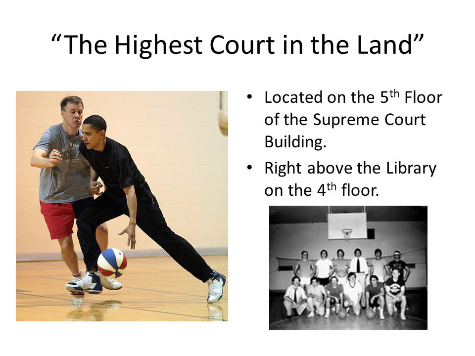 The Highest Court in the Land