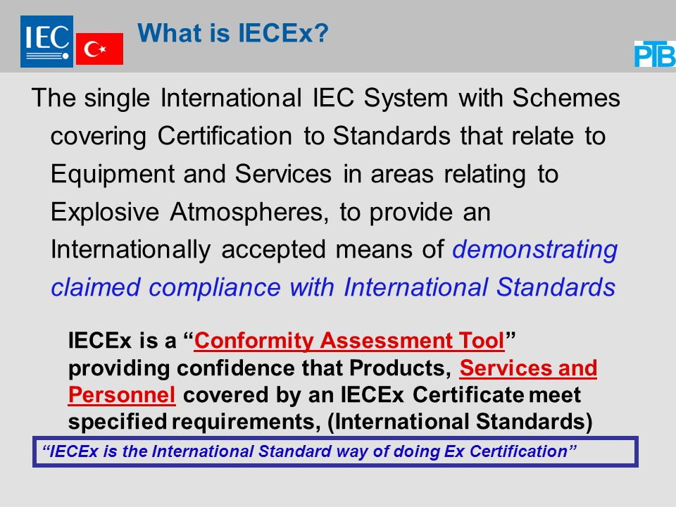 What is IECEx